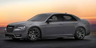 chrysler car 2016 2017 chrysler 300 vehicles on display chicago auto show