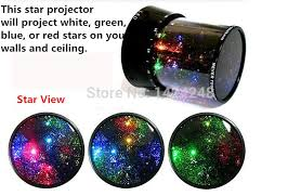 Projector Stars On Ceiling by Magic Star View Led Color Changing Star Projector By Month Switch