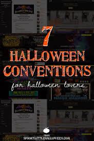 7 halloween conventions for halloween lovers spooky little halloween