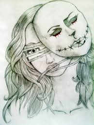the behind the mask by tattoo love forever on deviantart