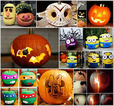over 30 halloween pumpkin decorating ideas