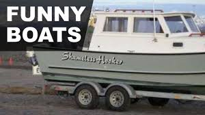 top funny boat names that u0027ll get a hull of a lot of laughs