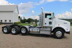 kw semi trucks for sale kenworth t800 2008 daycab semi trucks