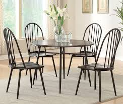 Hokku Designs Dining Set by Buy Furniture Of America Cm3777t 5pk Set Sable 5 Piece Dining