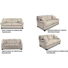 charles of london sofa hgtv home design studio by bassett charles of london arm sofa