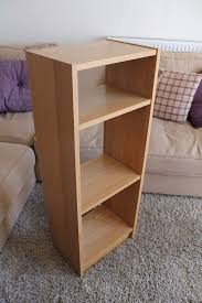 Beech Billy Bookcase Ikea Billy Bookcase In Oak Veneer No Back Board U2013 Good Condition
