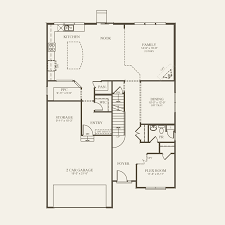 quad level house plans waverly at hawthorn hills the hillcrest series in hawthorn woods