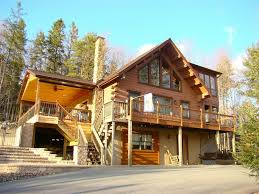 log home builders log cabins timber frame home builders custom log