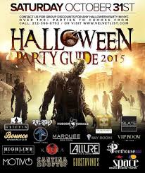 halloween party events ra club mission nyc nightclub halloween party 2015 at suite 36