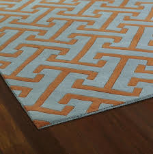 Orange And Blue Area Rug Home Appealing Teal Colored Area Rugs Ordinary Outstanding