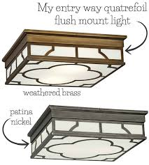 Flush Mount Bedroom Ceiling Lights Best Flush Mount Ceiling Lighting My 10 Faves From Inexpensive