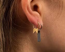 tight hoop earrings tiny hoop earrings etsy
