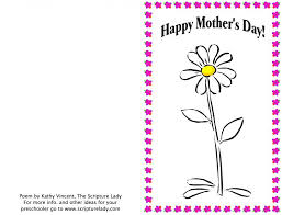 endearing mothers day poems for kids coloring page mothers day