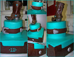 cowgirl bling birthday cake cakecentral com