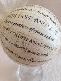 golden anniversary gift ideas 50th anniversary plate http www squidoo 50th wedding