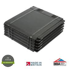 Lightweight Roof Tiles Envirotile Plastic Lightweight Roofing Tile In Anthracite Pack