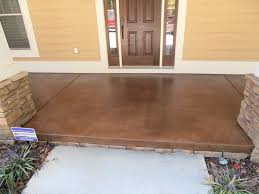 how to stain concrete stained concrete stained concrete porch