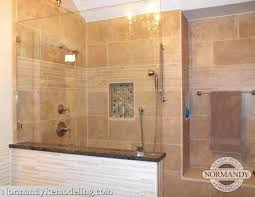Bathroom Shower With Seat Uncategorized Walk In Shower With Seat Within Stunning