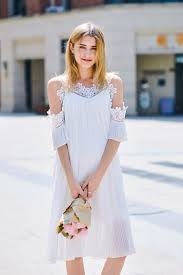 fashion summer maternity dresses pleated chiffon pregnant clothes