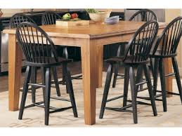 Attic Heirlooms Black  Piece Set Broyhill Furniture Kitchen - Broyhill dining room set