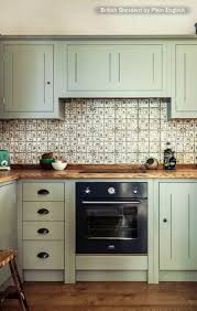 painted tiles for kitchen backsplash the best backsplashes to pair with wood counters bergdahl real