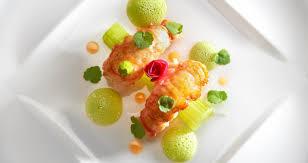 la cuisine valence the langoustine pic