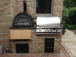fabulous back yard fireplaces with pizza oven on affordable