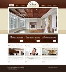 home renovation websites home remodeling psd template 37050