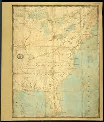 Native American Tribes Map Britain U0027s Futile Attempt To Keep American Colonists From Taking