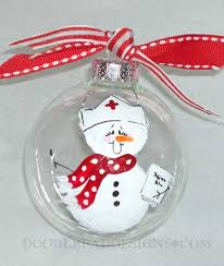 painted ornament by doodlepaddesigns on etsy