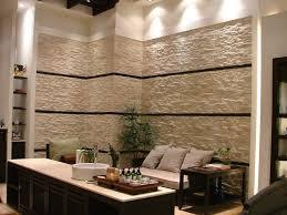 steinwand wohnzimmer material steinwand wohnzimmer gips home design