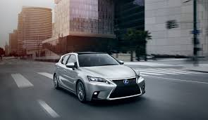 cars lexus 2017 2017 lexus ct review ratings specs prices and photos the car