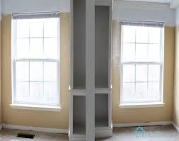 how to install window trim pretty handy
