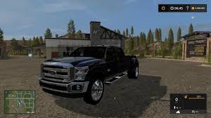 Ford Diesel Truck 2016 - ford super duty 2016 v1 0 modhub us