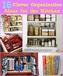 Ideas For The Kitchen Diyrectory Com U2013 Kitchen