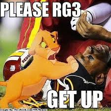 Rg3 Meme - the rgiii meme is so wrong but so funny pics