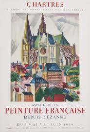 chambre du commerce chartres desnoyer francois 1959 chartres künstlerplakate galerie für