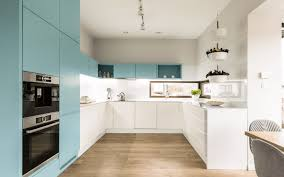 small kitchen cabinets 9 tips for two tone kitchen cabinets in a small kitchen nebs