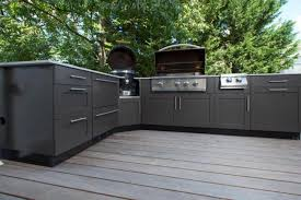 Outdoor Cabinets 101 Fireside Outdoor Kitchens by Danver Cabinets Cost Centerfordemocracy Org