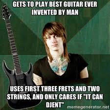 Metal Band Memes - if i had to pick just one thing that i dislike about modern prog