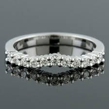curved wedding band to fit engagement ring all products platinum plus designs manufacturers of antique