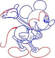 draw mickey mouse disney draw mice