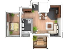 small apartment floor plan with one bedroom home xmas
