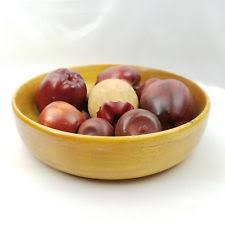 Fruit Vase Filler Threshold Fruit Vase U0026 Bowl Filler Table Fall Country Decor 9 Red
