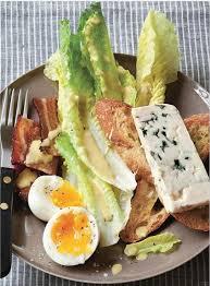 egg salad ina garten caesar salad with blue cheese and bacon ina garten healthy