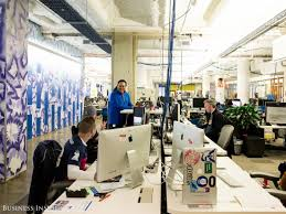 nu look home design employee reviews a look inside facebook s new york office business insider