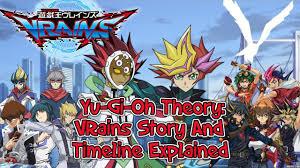 yu gi oh theory yugioh vrains timeline story explained youtube