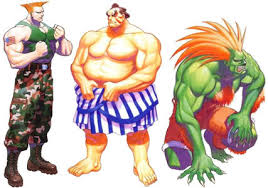 from street fighter main character name back of the cereal box it s a secret to everybody part four name
