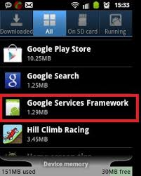 services framework apk free how to fix play services has stopped working error