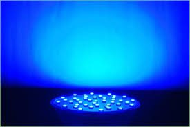 lighting 40w equivalent blue omni a19 led indoor outdoor party